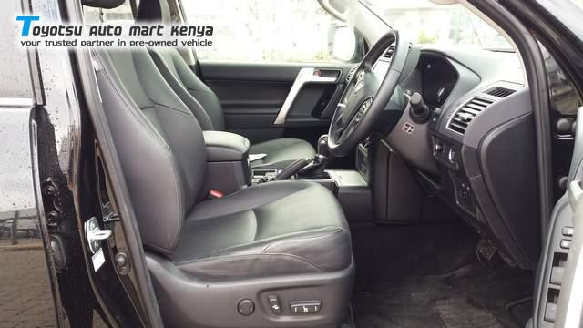 2017 Toyota Prado Used Car For Sale Toyotsu Auto Mart Kenya