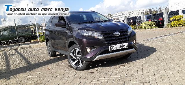New Model Toyota Rush Price In Kenya